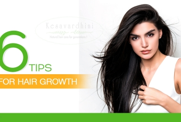 6 Tips For Hair Growth
